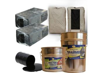 Битум и битумные материалы