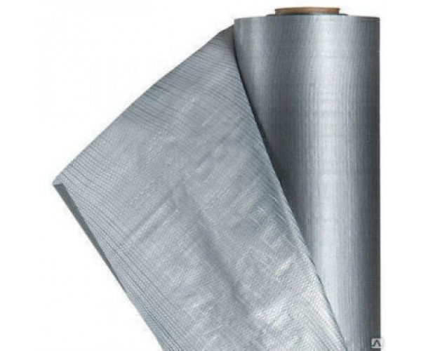 Плівка пароізоляційна, паробарьер Silver