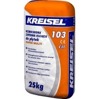 Клей для плитки Крайзель-103 [Kreisel] посилений, 25кг