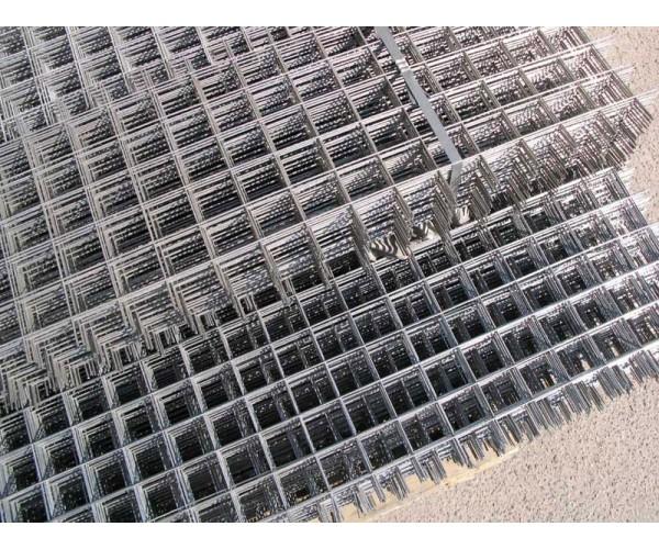 Сетка кладочная арматурная 50х50х3 мм (1х2 м)