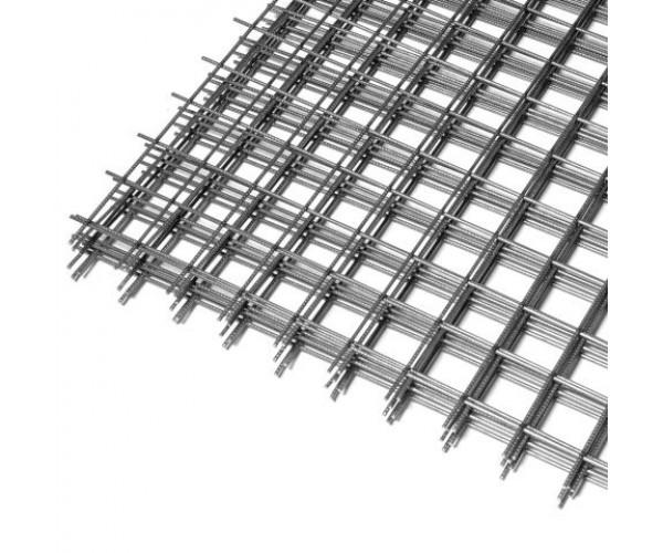 Сетка кладочная 50х50х3 мм (0,5х2 м)
