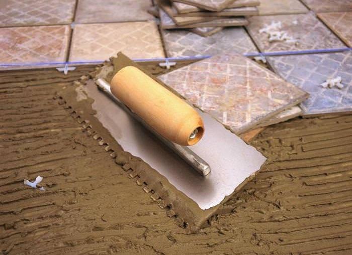 Клей для плитки Kreisel-104 заводські виготовлення у вигляді сухої суміші